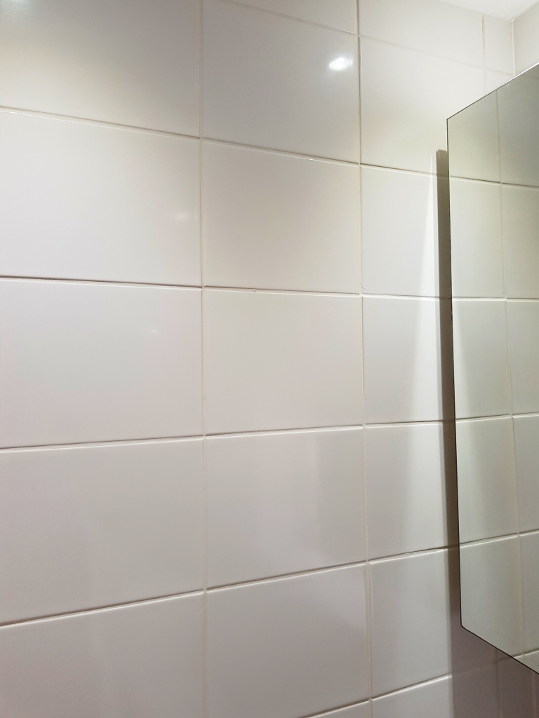 Wall Tile Cleaning